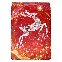 Background Reindeer Christmas Flap Covers (s)