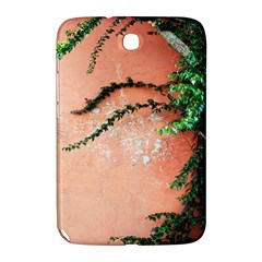 Background Stone Wall Pink Tree Samsung Galaxy Note 8 0 N5100 Hardshell Case