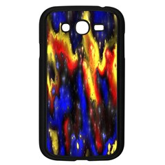 Banner Header Plasma Fractal Samsung Galaxy Grand Duos I9082 Case (black)