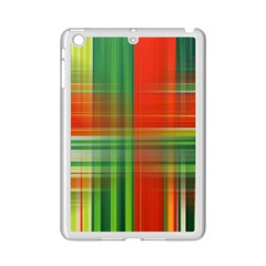 Background Texture Structure Green Ipad Mini 2 Enamel Coated Cases