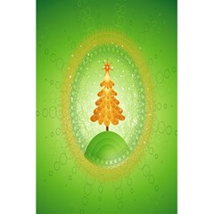 Beautiful Christmas Tree Design 5 5  X 8 5  Notebooks by Nexatart