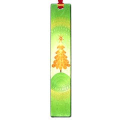 Beautiful Christmas Tree Design Large Book Marks
