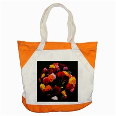 Beautifull Flowers Accent Tote Bag