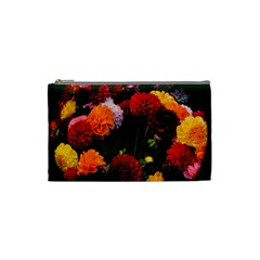 Beautifull Flowers Cosmetic Bag (small)