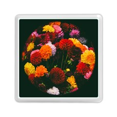 Beautifull Flowers Memory Card Reader (square)