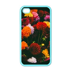 Beautifull Flowers Apple Iphone 4 Case (color)