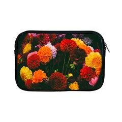 Beautifull Flowers Apple Ipad Mini Zipper Cases by Nexatart