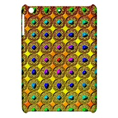 Background Tile Kaleidoscope Apple Ipad Mini Hardshell Case