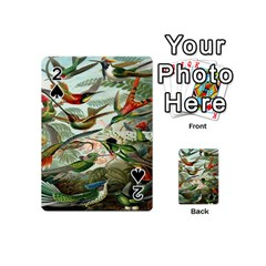 Beautiful Bird Playing Cards 54 (mini)