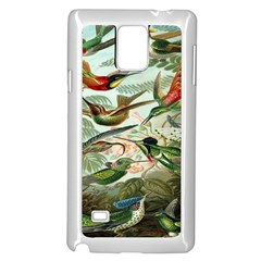 Beautiful Bird Samsung Galaxy Note 4 Case (White)