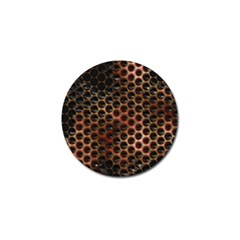 Beehive Pattern Golf Ball Marker (10 Pack)