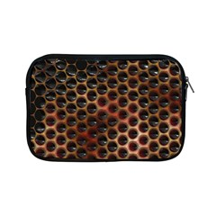 Beehive Pattern Apple iPad Mini Zipper Cases by Nexatart