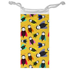Bees Animal Pattern Jewelry Bag