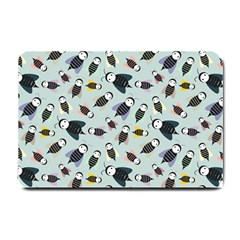 Bees Animal Pattern Small Doormat