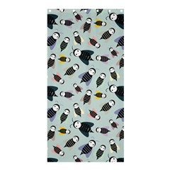 Bees Animal Pattern Shower Curtain 36  X 72  (stall)