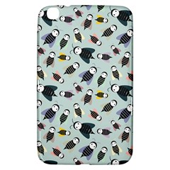 Bees Animal Pattern Samsung Galaxy Tab 3 (8 ) T3100 Hardshell Case