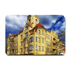 Berlin Friednau Germany Building Small Doormat