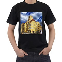 Berlin Friednau Germany Building Men s T Shirt (black)