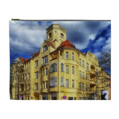 Berlin Friednau Germany Building Cosmetic Bag (xl)