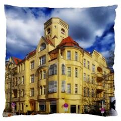 Berlin Friednau Germany Building Large Cushion Case (one Side)