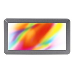 Blur Color Colorful Background Memory Card Reader (mini) by Nexatart