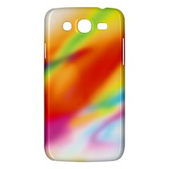 Blur Color Colorful Background Samsung Galaxy Mega 5 8 I9152 Hardshell Case