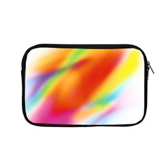 Blur Color Colorful Background Apple Macbook Pro 13  Zipper Case by Nexatart