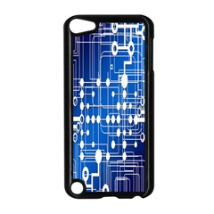 Board Circuits Trace Control Center Apple Ipod Touch 5 Case (black) by Nexatart