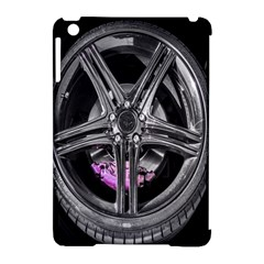 Bord Edge Wheel Tire Black Car Apple Ipad Mini Hardshell Case (compatible With Smart Cover)