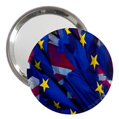 Brexit Referendum Uk 3  Handbag Mirrors