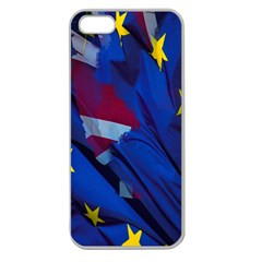 Brexit Referendum Uk Apple Seamless Iphone 5 Case (clear)