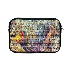 Brick Of Walls With Color Patterns Apple Ipad Mini Zipper Cases by Nexatart
