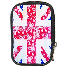 British Flag Abstract Compact Camera Cases