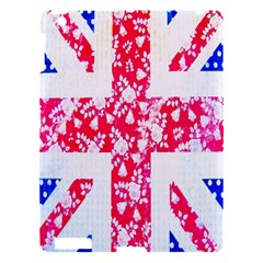 British Flag Abstract Apple Ipad 3/4 Hardshell Case