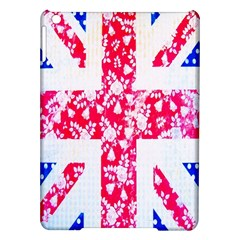 British Flag Abstract Ipad Air Hardshell Cases