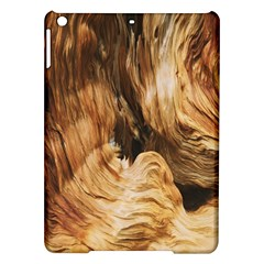 Brown Beige Abstract Painting Ipad Air Hardshell Cases