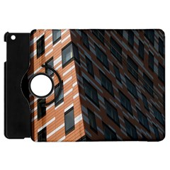 Building Architecture Skyscraper Apple Ipad Mini Flip 360 Case