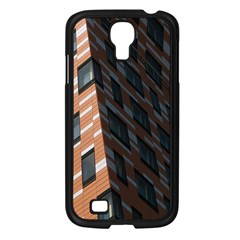 Building Architecture Skyscraper Samsung Galaxy S4 I9500/ I9505 Case (black) by Nexatart