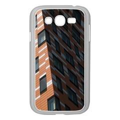 Building Architecture Skyscraper Samsung Galaxy Grand Duos I9082 Case (white)