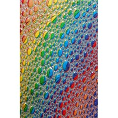 Bubbles Rainbow Colourful Colors 5 5  X 8 5  Notebooks by Nexatart