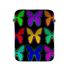 Butterflies Pattern Apple Ipad 2/3/4 Protective Soft Cases