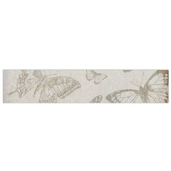 Butterfly Background Vintage Flano Scarf (Small) by Nexatart