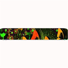 Butterfly Abstract Flowers Small Bar Mats