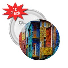 Buenos Aires Travel 2 25  Buttons (10 Pack)