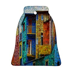 Buenos Aires Travel Bell Ornament (two Sides)