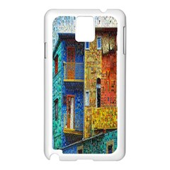 Buenos Aires Travel Samsung Galaxy Note 3 N9005 Case (white)