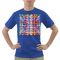 Bokeh Abstract Background Blur Dark T Shirt