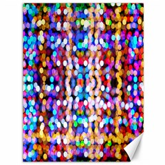 Bokeh Abstract Background Blur Canvas 36  X 48   by Nexatart