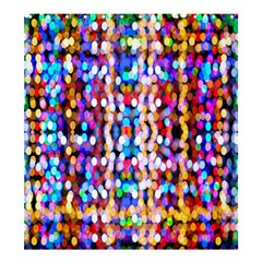 Bokeh Abstract Background Blur Shower Curtain 66  X 72  (large)