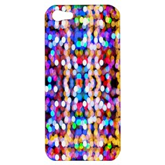 Bokeh Abstract Background Blur Apple Iphone 5 Hardshell Case